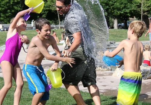 Vasaros stovyklos: kas jose pasirūpins vaikų saugumu