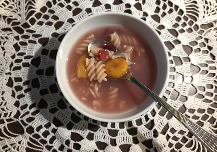 Saldi šalta sriuba