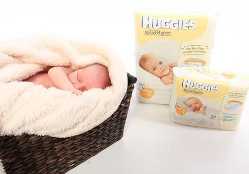 Kas testuos Huggies® Newborn sauskelnes?