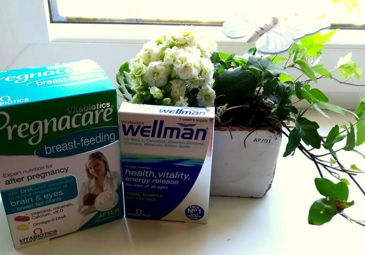 Vitaminai ''Pregnacare breast-feeding''