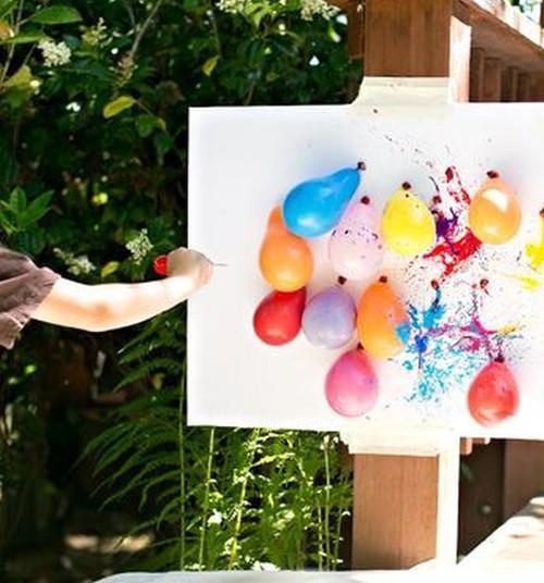 10 idėjų, kaip kūrybingai praleisti vasarą su vaikais