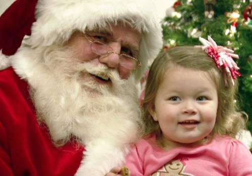 Tikėjimas Kalėdų seneliu: kiek ilgai tai puoselėti
