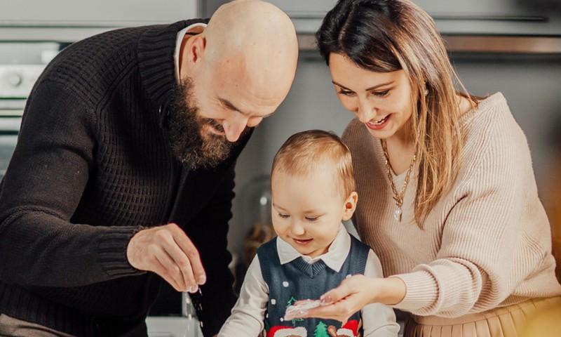 Mitybos specialistė Anastasija Zizas atvira: ,,Noriu būti pavyzdžiu savo sūnui''
