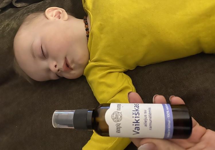 Atopinis dermatitas: kaip padėti vaikui?