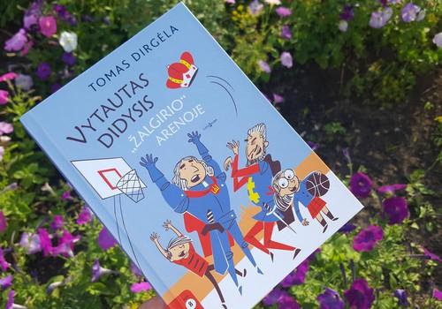 Knyga apie Vytautą Didįjį - ir mamai, ir vaikui:)