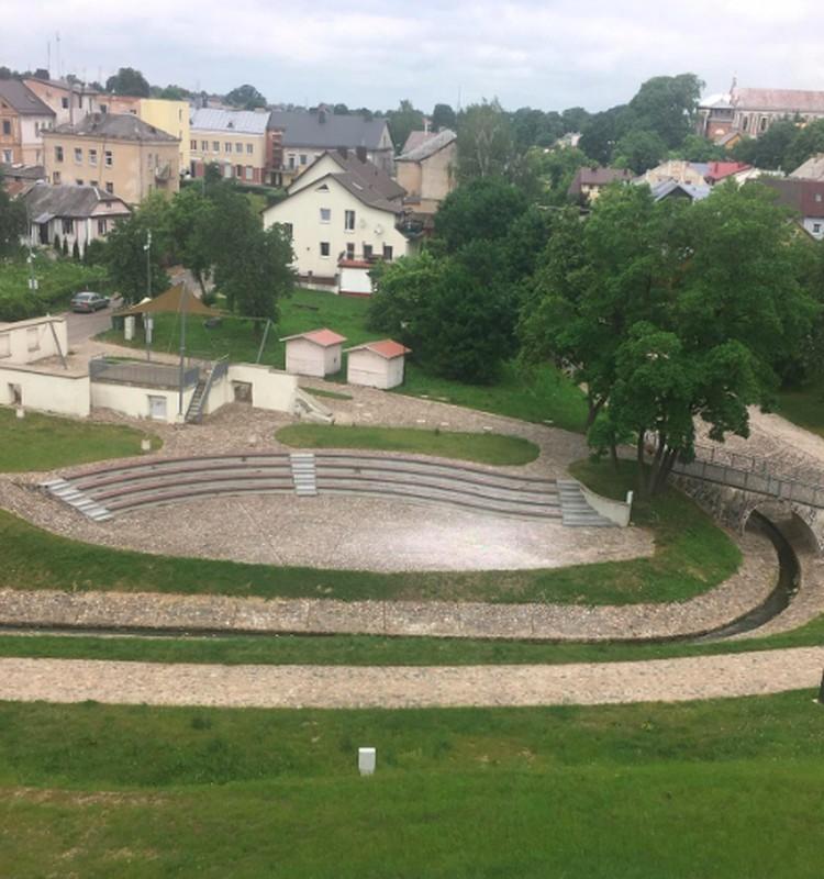 Vasaros gidas: važiuojant pro Ukmergę