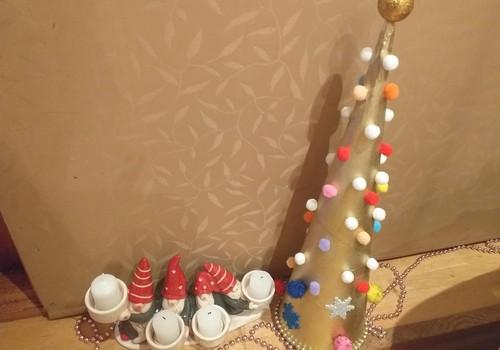 Kalėdinė dekoracija Nr.3