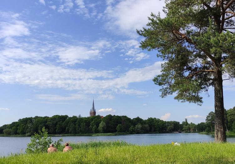 Lentvario ežero malonumai