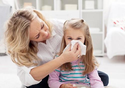 Vienas vaikas sloguoja, kitą beria: kas lemia alergiją