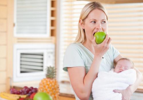 5 mitai apie mamos mitybą žindymo laikotarpiu