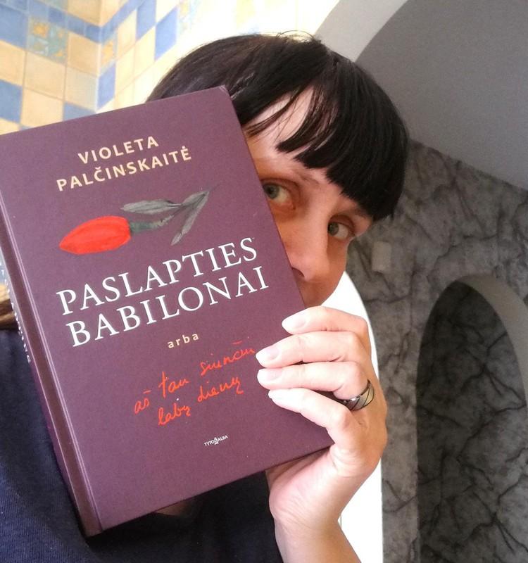 Paslapties babilonai arba V. Palčinskaitės prisiminimų takais