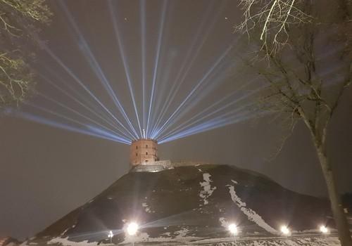 Šviečiantis Vilnius