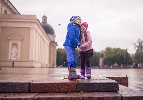 4 žieminių batų tipai. Kuris tinka Jūsų vaikui?