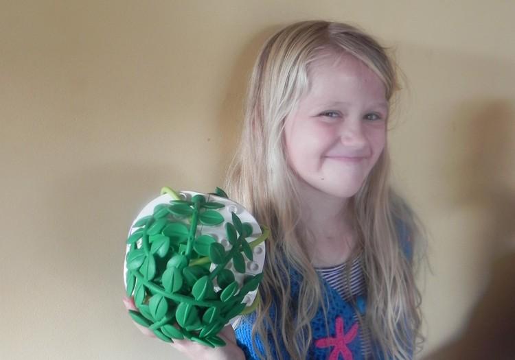 Salomeja- organizatore  zaidimu su kamuoliu
