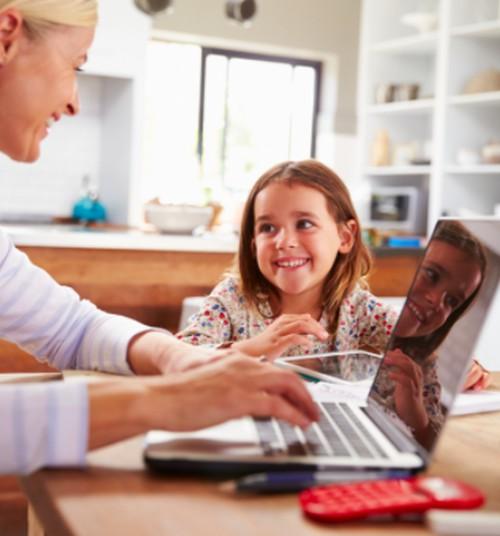 Auginu vaiką ir noriu užsiimti savarankiška veikla - ką turėčiau žinoti?