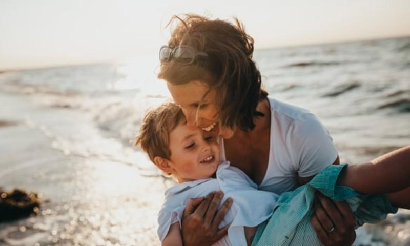 Būti tobula mama