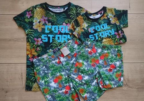 Broliukų garderobas vasarą!