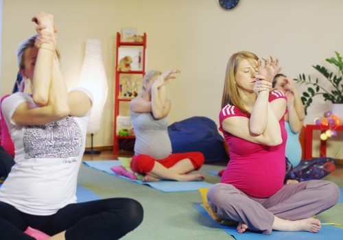 Kokią įtaką joga daro nėščiosios organizmui?