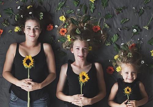 Įspūdingas dviejų dukrų mamos iš D.Britanijos Instagram'as