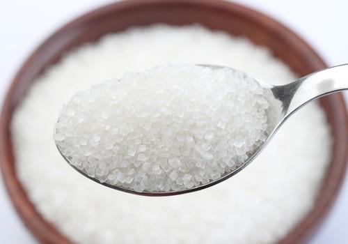 Kuo produktuose keičiamas cukrus?