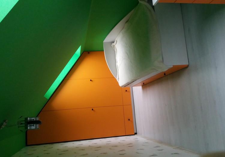 Kaip Silvestro svajonė turėti savo kambarį pamažu virsta tikrove