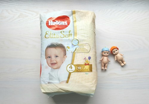 Švelnumas su Huggies Elite Soft