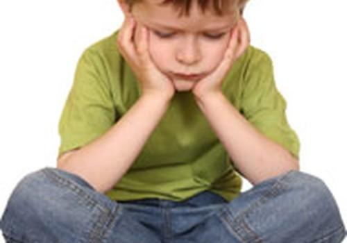 Vaikai irgi serga depresija