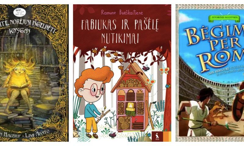 Knygų KALĖDOS: dalyvauk konkurse ir laimėk net 3 knygas!