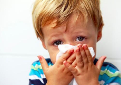 Pirmoji pagalba mažyliui sloguojant: kokios priemonės efektyviausios?