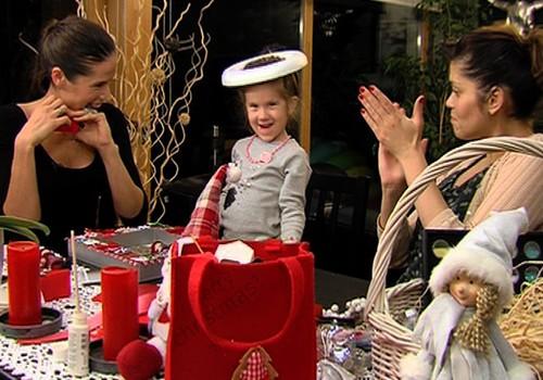 TV Mamyčių klubas 2013 11 30: pirmoji naujagimio savaitė, kūdikio saugumas, Advento kalendorius