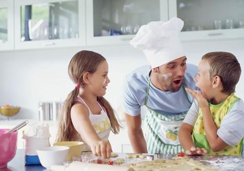 Ar tėčio meilė sūnui ir dukrai vienoda?