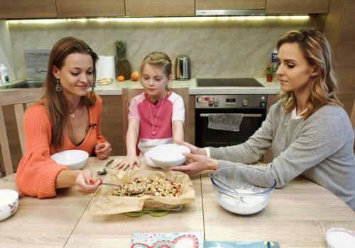 """VIDEO """"Gaminame su vaikais"""": sveikuolių granola"""