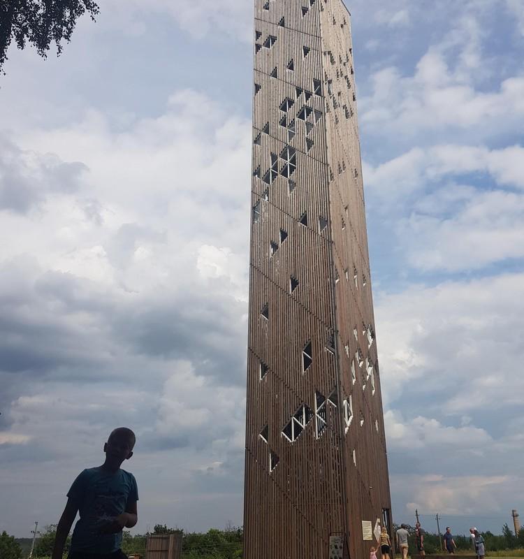 Vasaros gidas: Birštono apžvalgos bokštas