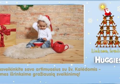 Naujas konkursas Facebooke: Renkame gražiausią kalėdinės atvirutės sveikinimą