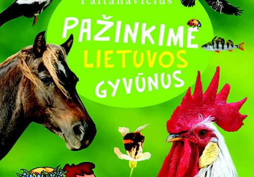 """""""Pažinkime Lietuvos gyvūnus"""""""