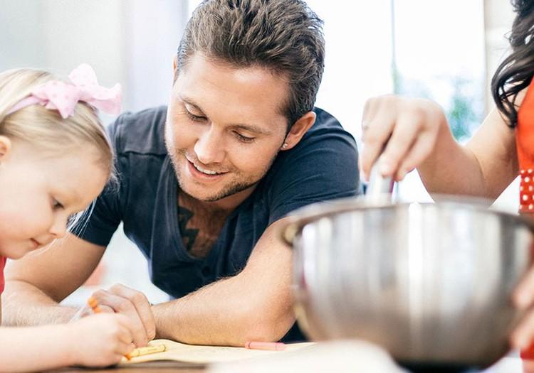 Šeimininkaujame kartu – septynios idėjos, kaip įtraukti vaikus