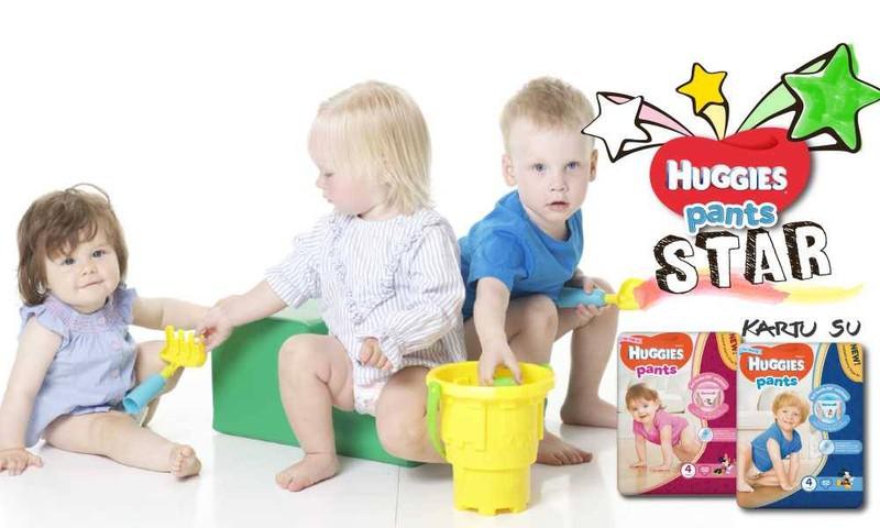 Konkursas: Parodyk, kaip grūdini vaiką vasarą, ir laimėk dovanų nuo Huggies ir ORTOTO!
