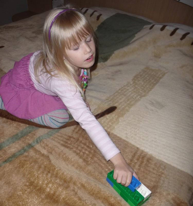 Aistė - namų tvarkytoja