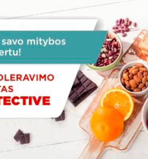 FB konkursas: Laimėkite maisto netoleravimo tyrimą!