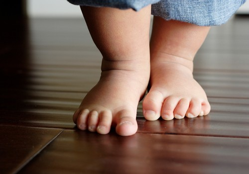 Auginate mažylį, kuris mokosi vaikščioti? Sudalyvaukite TV laidoje!