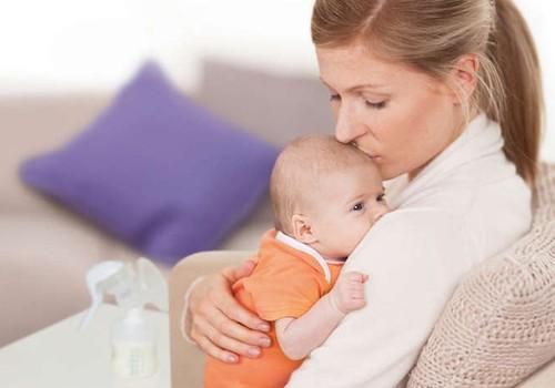 Ar būtinas režimas žindant kūdikį?