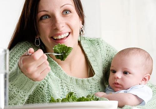 5 skaičiai norinčioms laikytis dietos po gimdymo