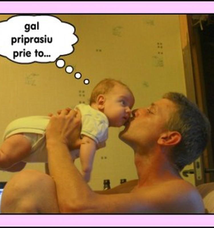 """Komiksų konkurso """"Mylu mylu tėtį"""" nugalėtoja yra..."""