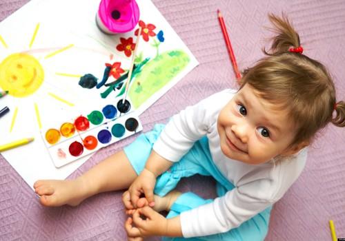 Ar vaikų piešiniai turi prasmę?