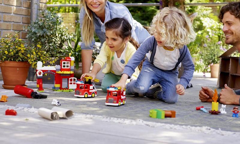 5 patikimi būdai, padedantys lavinti vaikų vaizduotę
