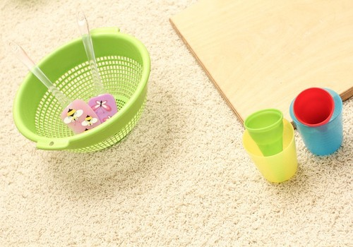 Sukurkime mažyliui saugią žaidimo aplinką