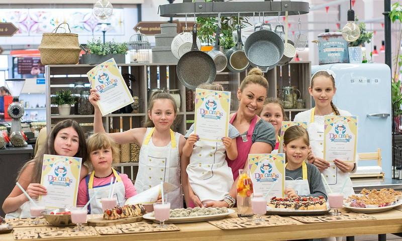 Naujas užsiėmimas vaikams vasarą: moko gaminti maistą