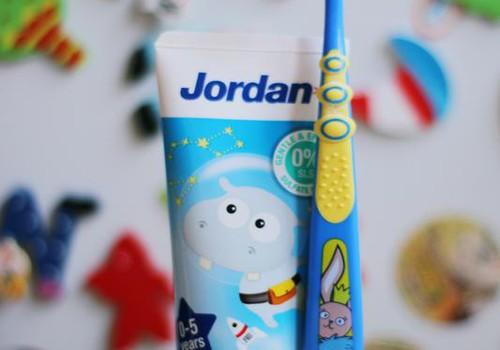 JORDAN dantų pastos bandymai ir išbandymai