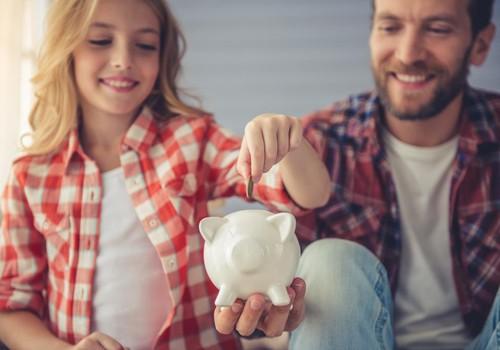 Kaip ugdyti vaiko finansinį raštingumą?