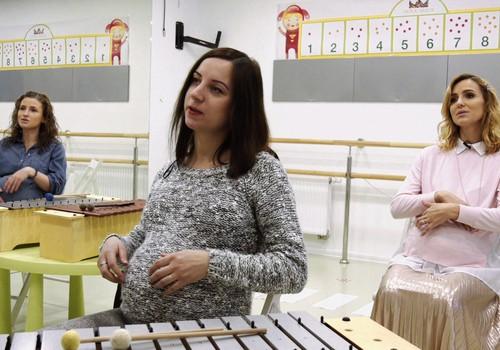VIDEO: Muzikos įtaka būsimam kūdikiui